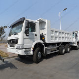 Sinotruk HOWO에 의하여 사용되는 덤프 트럭 이디오피아 트럭 초침 트럭