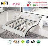 Bâti en cuir moderne blanc pour la promotion (HC568)