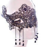 Het sexy Zwarte Witte Masker van Halloween van Kerstmis van de Partij van het Masker van de Maskerade van het Masker van het Kant