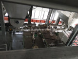 Sistema automático del pesaje y de mezcla en la industria de goma