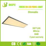 In het groot LEIDEN SMD2835 Oppervlakte Opgezet Dimmable Comité Lichte 72W 600*1200 80lm/W met Ce, TUV, SAA