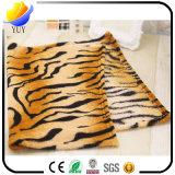 Manta suave estupenda caliente del leopardo y del animal doméstico colorido de la manta de la franela