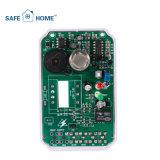 Detector de gas inalámbrico / alarma de gas con válvula Sfl-817 para el hogar