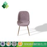 Doppelter Farben-Gewebe-Stuhl-Metallrahmen-Ei-Stuhl für Verkauf