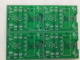 2 Schicht-Leiterplatte doppelseitige steife Schaltkarte-Herstellung