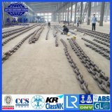 Offshorestift-und Studless Marinelieferungs-Anker-Kette mit CCS, ABS, LR, Gl, Dnv, Nk, BV, Kr, Rina, RS
