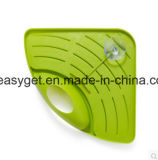 Устроитель Esg10226 раковины держателя щетки чистки держателя Scratcher держателя губки Caddy раковины кухни