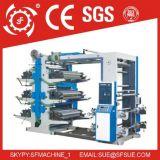 6개의 색깔 고속 Flexographic 인쇄 기계 (HTY-6600- HTY-62000) (세륨)