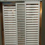 Interior que resbala los obturadores del aluminio del obturador de la plantación