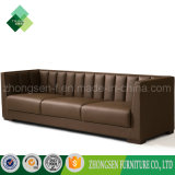 Il sofà di cuoio pratico moderno ha impostato il sofà di 3 Seater da vendere