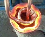 Calefacción de inducción del CNC que endurece la máquina para el endurecimiento del metal