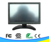10 CCTV del monitor de la pulgada BNC con la entrada de información de HDMI/VGA/USB