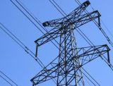 башня передачи силы 35kv 66kv стальная для проекта