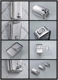 De Muur van het roestvrij staal zet Automaat van de Zeep van de Automaat van de Lotion van de Shampoo van de Hand de Hand Vloeibare op