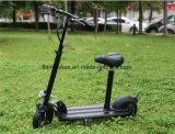 [400و] ألومنيوم درّاجة كهربائيّة مع مقعد