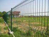 Загородка сетки безопасности видимости дешевой нанесённой железнодорожной загородки цены по прейскуранту завода-изготовителя высокая