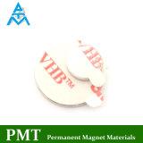 De Magneet van NdFeB van de schijf met Sticker en Buis