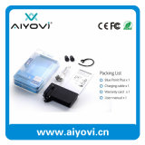 Écouteur promotionnel de Bluetooth de cadeau, écouteur, côté de pouvoir d'écouteur