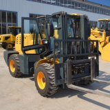 3.5t Roughの地勢Forklift (CPCY 35)