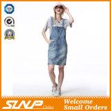 Vêtement global de denim de mode de fille