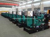 25kVA de diesel Reeks van de Generator van Open Type