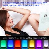 자명종을%s 가진 Bluetooth 다채로운 무선 스피커