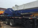 Used中古の日本のTadano Hydraulic Truck Craneの地勢Crane Mobile Crane Crawler Crane 55tons