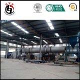 Equipamento de planta ativado projeto do carbono de Malaysia