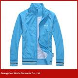 Nuovo ultimo cappotto della giacca blu di disegno 2017 per il commercio all'ingrosso (J143)