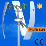 Turbine van de Wind van Vawt 500W de Kleine die voor Huis wordt gebruikt