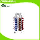 Kapsel-Speicher-Zahnstange des Kaffee-36-Capacity