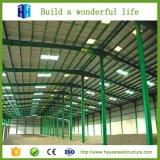 Projeto da vertente da barraca e da fábrica do estacionamento da construção de aço