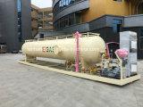 10 Tonne bewegliche LPG-Tankstelle