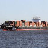 Transporte do oceano de Delams Pil de Guangzhou a Harare, Durban, Maputo