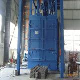 Máquina superficial de voladura rotatoria de la limpieza de la estructura de acero