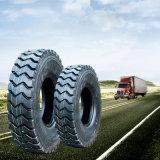 TBRのタイヤ、軽トラックのタイヤ、放射状の大型トラックのタイヤ(9.00R20)