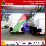 3つの車軸27m3- 57m3 Bitumen Tanker Semi TrailerかAsphalt Tank