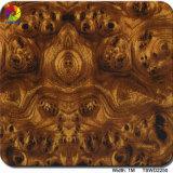 Tsautop 1m Tswd1601 Walnut Wood Grain Hydrographic Film Water Transfer Printing Film