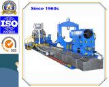 Torno resistente horizontal grande del CNC con 2000 diámetros del oscilación del milímetro (CK61200)
