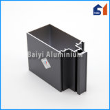 Perfil aplicado del aluminio de la pared de cortina de la alta calidad/de aluminio