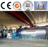 De Apparatuur van de pyrolyse behandelt Plastic Verontreiniging voor Stookolie