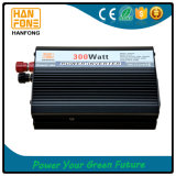 300W 12V 220V 휴대용 변경된 사인 파동 단 하나 힘 변환장치