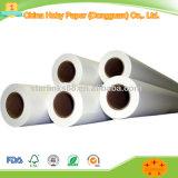 Papier de traçage blanc de retrait de traceur de DAO de couleur pour le modèle