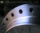 Grande flangia forgiata del collo della saldatura del acciaio al carbonio dell'ANSI di formato