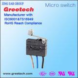 マイクロスイッチKw3aの限られた電気スイッチ