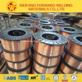 Auftauchender Schweißens-Draht des Draht-Er70s-6 des China-Herstellers