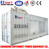 1035kVA-2000kVA 50Hz 40 Feet Containerized Generator Set Power vorbei durch MTU/Cummins/Perkins