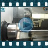 Ck50L 고품질 공장 가격 CNC 기우는 침대 선반 기계