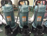 Bombas de água submergíveis elétricas da exploração agrícola do jardim de Qdx6-36-1.8f, 2.5HP (carcaça de alumínio)