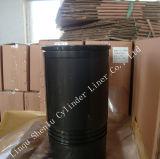 Forro Diesel do cilindro das peças sobresselentes usado para Cummins Engine Nt855